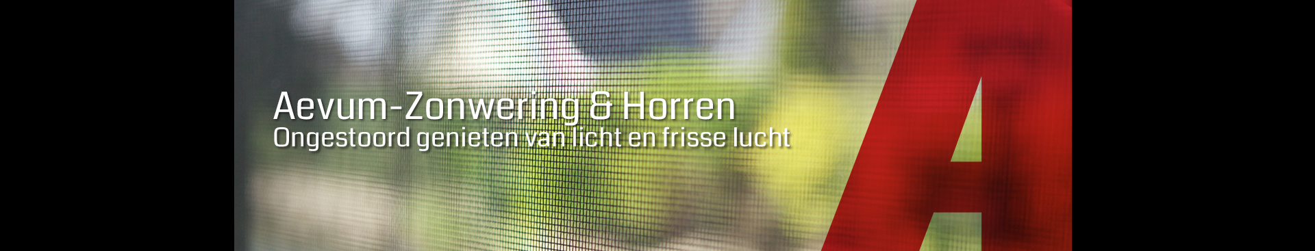 Aevum_Zonwering&Horren