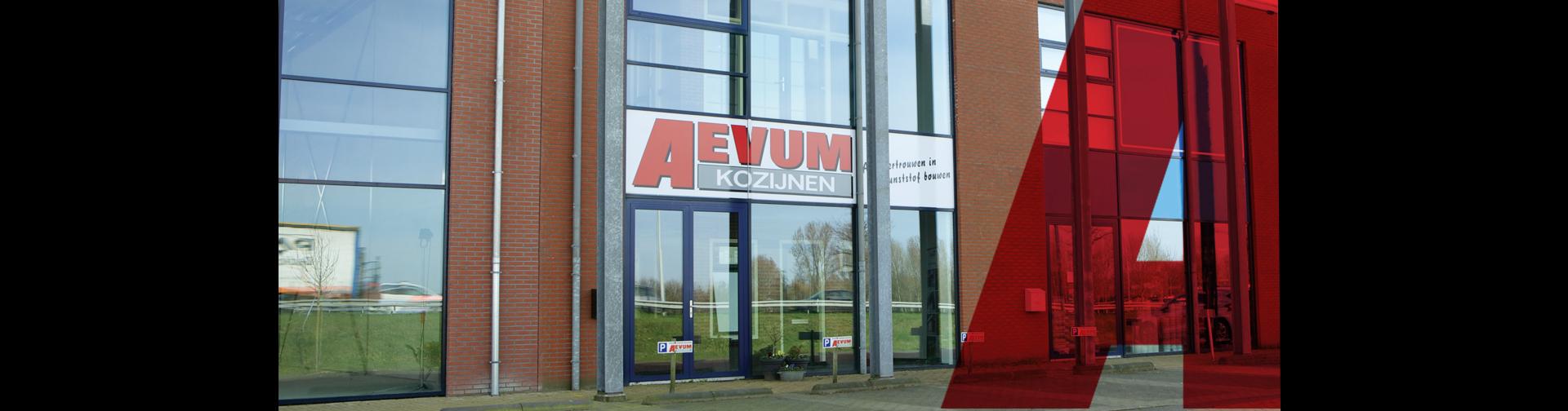 Aevum-kozijnen Heemskerk